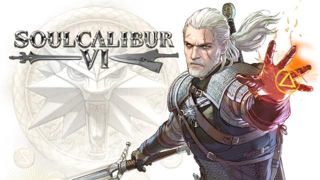 Play as Geralt of Rivia in SOULCALIBUR VI - CD PROJEKT