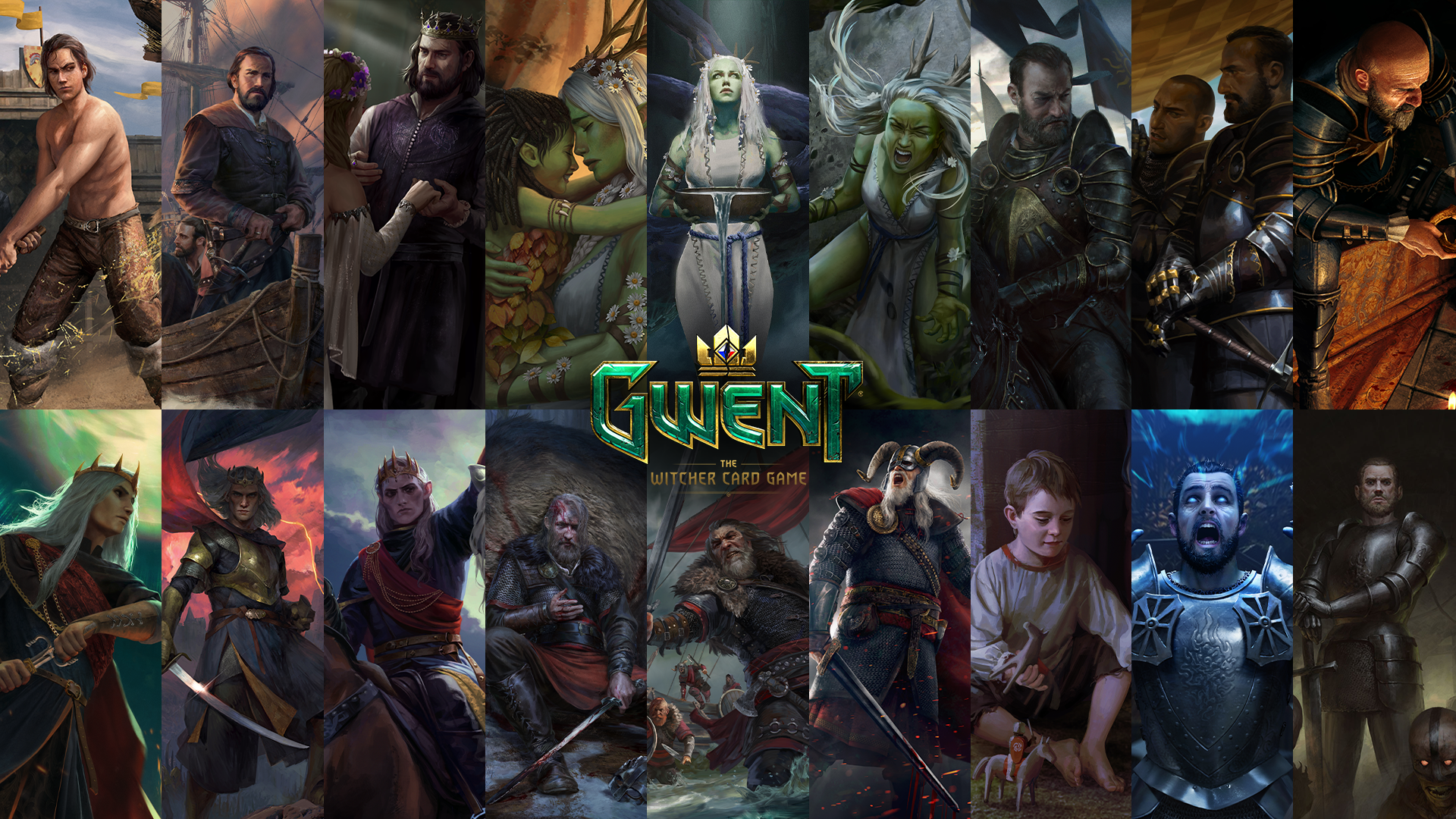 Master Mirror expansion is now available for GWENT! - Image 1