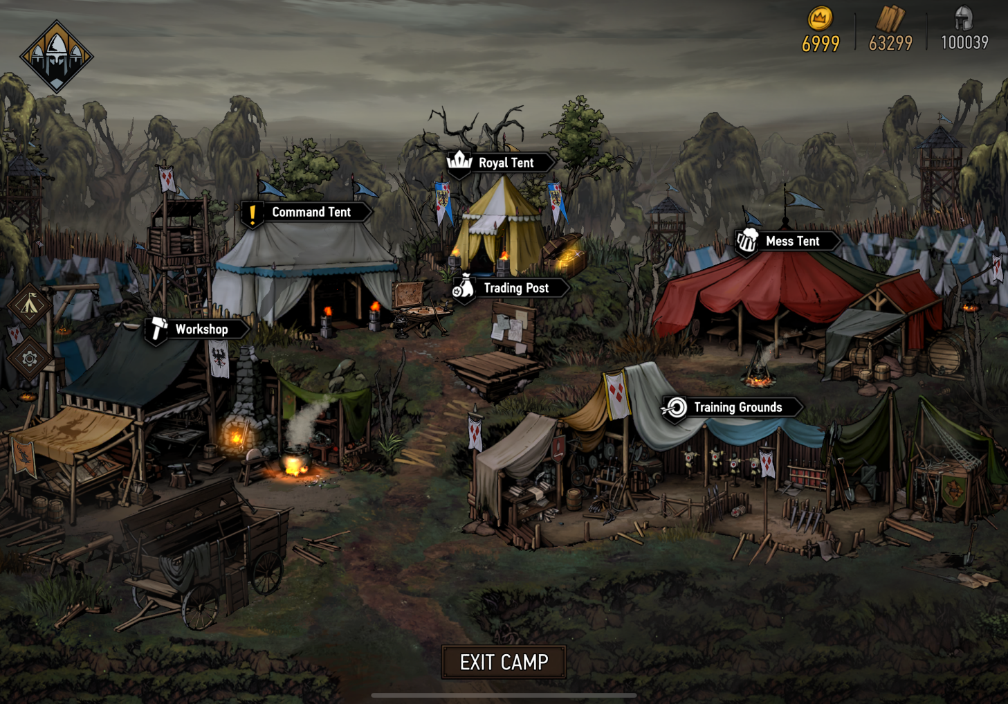 Thronebreaker has arrived on iOS! - Image 2