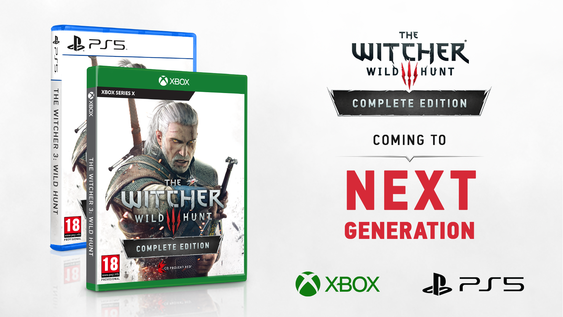 The Witcher 3: Wild Hunt is coming to the next generation! - Image 1